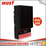 60A 12V/24V/48V MPPT 태양 전지 충전기