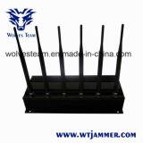 Сотовый телефон антенны наивысшей мощности 6, 3G, GPS, Jammer WiFi