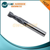 Solid Carbide Square End Mill 2 3 4 6 Flautas