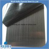 316 hl de la hoja de acero inoxidable superficial con el borde del molino laminaron