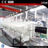 단일 나사 압출기 PE HDPE PPR 관 압출기 기계