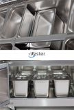 Handelskühlraum-Eiscreme-Schaukasten in der Kaffeestube oder im Hotel Wdb-S14 (GN1/4)