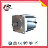 Pequeño motor de escalonamiento de la vibración 1.8-Deg NEMA34 86*86m m para la máquina del bordado