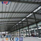 Большое современное Span промышленной структуры стали изготовление склад