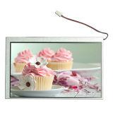 産業制御装置の7inch LCDの表示800*480の解像度TFT LCDスクリーン