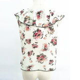 Оптовые одежды женщин наиболее поздно напечатали верхнюю часть бака сборок конструкции