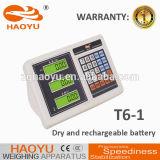 Balanza T6-2 del fabricante de la plataforma electrónica profesional de Haoyu