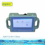 Détection de fuite au sol de la pipe Pqwt-Cl300 3 mètres de 6000Hz de détecteur de positionnement rapide de l'eau