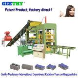 Hohle Block-Maschine für den Verkauf Qt4-15c, der Block-Maschine pflastert