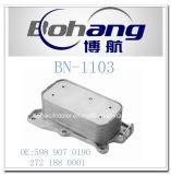 Bonai 자동 예비 품목 Mercedes Bz 기름 냉각기 또는 Radiatot (598 907 0190/272 188 0001)