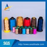 40/2 шитье вышивка поток оптового продавца 100% полиэстера, пряжа для вязания