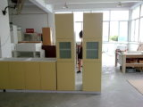 Cabina de madera de la vanidad (cabina de cuarto de baño Lacquer-003)