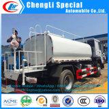 10ton de rociadores de agua 4*2 10000 litros Sinotruk HOWO camiones tanque de agua El agua carretilla Carretilla de transporte de agua de chorro de agua camión camiones cisterna de agua para la venta