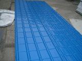 Color azul RAL 5015 PPGI /Aluzinc Aluzink Hoja de techos en el Congo