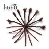 人間の毛髪Ombre 16インチのアフリカのねじれたかぎ針編みDreadlocks