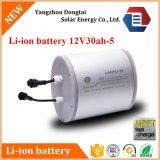 12V 30ahの太陽リチウム李イオン充電電池