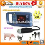 Explorador veterinario del ultrasonido de la computadora portátil de la venta caliente