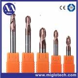 Strumento di carburo solido personalizzato degli utensili per il taglio che forma fresa (MC-100059)
