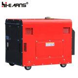 6KW de puissance du moteur diesel silencieux Portable de groupe électrogène (DG8500SE)