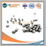 Botón sólido de carburo de tungsteno bits para la minería de roca
