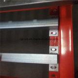 Carrello d'acciaio di memoria della cella frigorifera il multi spinge indietro il tormento (EBILMETAL-PBR)