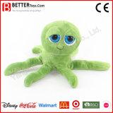 子供のための詰められたおもちゃ水動物のプラシ天のタコ