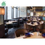 호화스러운 상업적인 식사 가구 목제 호텔 식당 가구
