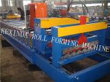 La tuile de toit de métal émaillés Machine d'installation