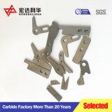 Consejos de carburo de tungsteno de corte CNC de aluminio