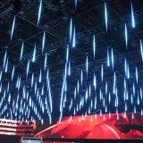 luces de la Navidad de la ducha de meteorito de la luz del meteorito de los 80cm SMD