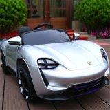 Paseo de los coches de los cabritos de la batería del coche RC del juguete del vehículo eléctrico del modelo nuevo en el coche