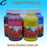 Stampaggio di tessuti 1390 dell'inchiostro della maglietta per gli inchiostri di stampante di 1500W DTG