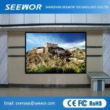 P1.875 de alto contraste de cores interiores HD Video wall de LED com preço competitivo