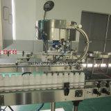 Professional detergente líquido de enchimento do reservatório pneumático e máquina de nivelamento