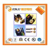 8 Kern-flexibles Warnungs-Kabel-flexibler Feuersignal-Kabel-Warnungs-Steuerdraht