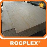 Indústria da madeira compensada, madeira compensada 18mm comercial de 12mm 15mm
