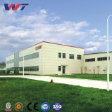 Dirigere la costruzione chiara prefabbricata del garage di parcheggio dell'automobile della struttura d'acciaio della Cina del Buy