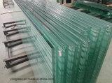 Het aangemaakte Glas van de Sandwich voor Curtainwall van de Deur van het Venster het Traliewerk van het Plafond