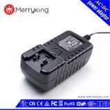 Adaptador de alimentación intercambiables 36W 12V 1A 2A 3A
