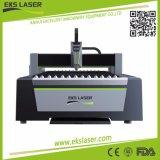 Machine de découpage célèbre de laser de fibre de feuillard de laser de laser Eks de 3015 séries