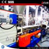 Wasserkühlung-Film-Plastikpelletisierer-Maschine mit Doppelschraube