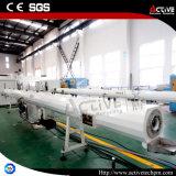 Máquina/linha onduladas Double-Wall da extrusora da tubulação do PE plástico automático bom de Selled