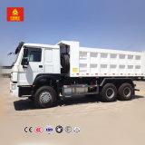 건축기계 336HP Sinotruk HOWO 10 바퀴 6X4 덤프 /Tipper 트럭