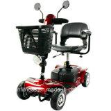 Het Goedkope Elektrische Vierwielige Elektrische voertuig van uitstekende kwaliteit van de Autoped van de Mobiliteit voor Misvorming