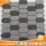 Vierkante Vorm die het Volledige Mozaïek van de Tegel van het Porselein van het Lichaam (W9548010) verwerken