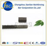 Barre d'acier utilisé pour lier des barres de couplage