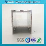 Het Profiel van het Aluminium van Ce van ISO voor het Frame van de Voordeur van de Winkel met de Aangepaste Kleur van de Grootte