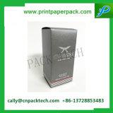 Cuadro de Perfume de mujer cosméticos de caja de papel de verificación