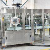 Máquina de engarrafamento automática cheia da água