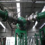 中国Zsaの無駄によって使用される黒いエンジンまたはモーターまたは車または船オイルの処理場